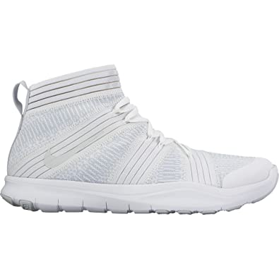 quality design a2e4d f26f5 Nike Hommes Gratuitement Train Virtue Formation Chaussure Blanc (12)