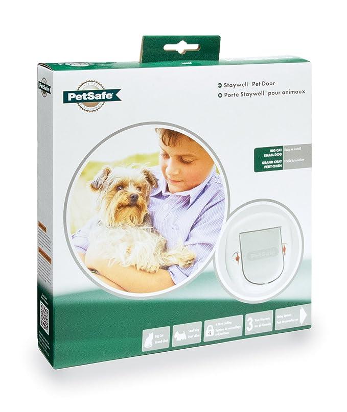 Amazon Petsafe Staywell Big Catsmall Dog Pet Door White