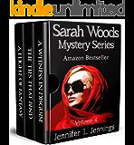 Sarah Woods Mystery Series (Volume 4) (Sarah Woods Mystery Series Boxset) (English Edition)