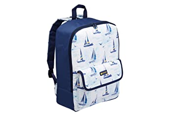 KitchenCraft Coolmovers Sail Away Cool Bag Rucksack, 21 Litres ...