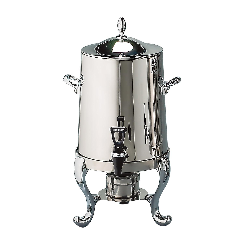 55 Cup Elegance Silver 89851 Stainless Steel Coffee Urn