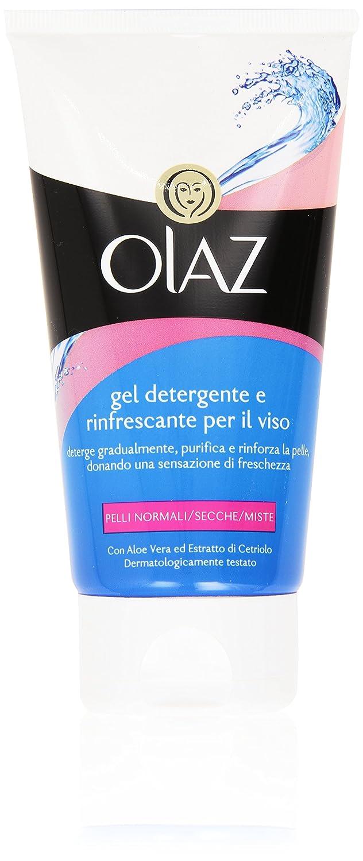 Olaz - Gel Detergente Rinfrescante, per il viso - 150 ml Procter & Gamble 5410076550869