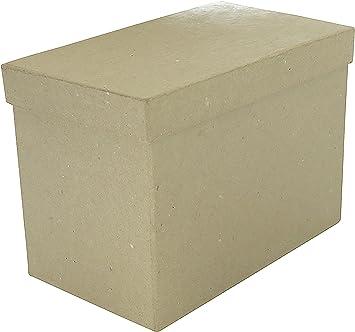 Décopatch – Caja Rectangular, bt043 C, 17 x 10 x 12 cm: Amazon.es ...