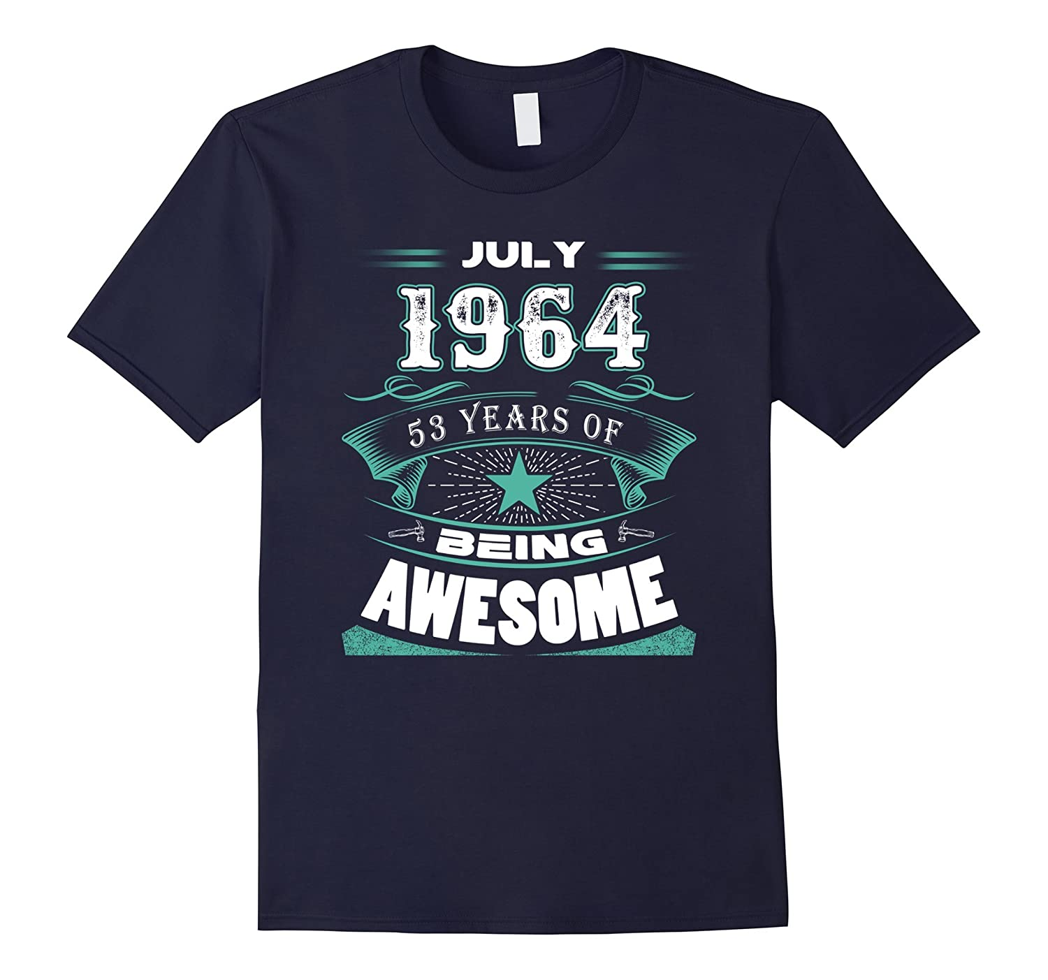 July 1964 - 53 years of being awesome-TD