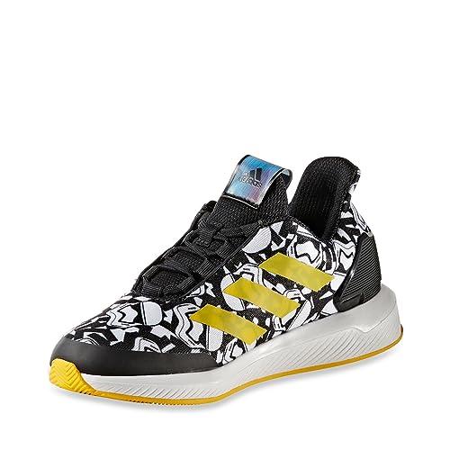 premium selection 1ff83 8ef2c adidas Star Wars K, Zapatillas de Deporte Unisex niños, Negro  (Negbas Ftwbla Eqtama), 30.5 EU  Amazon.es  Zapatos y complementos