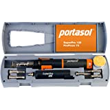 Portasol 010589330 Super Pro 125-Watt Heat Tool Kit with 7 Tips