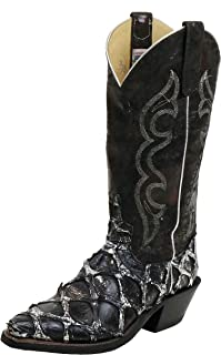 product image for Anderson Bean 320253 Silver Spoon Big Bass Black Boots