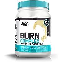 Optimum Nutrition Burn Complex Thermogenic Protein Vanilla Latte Protein Powder, 885 Grams
