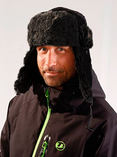Ultrasport Winter Cap Gorra Invernal, Unisex Adulto, Negro, M ...