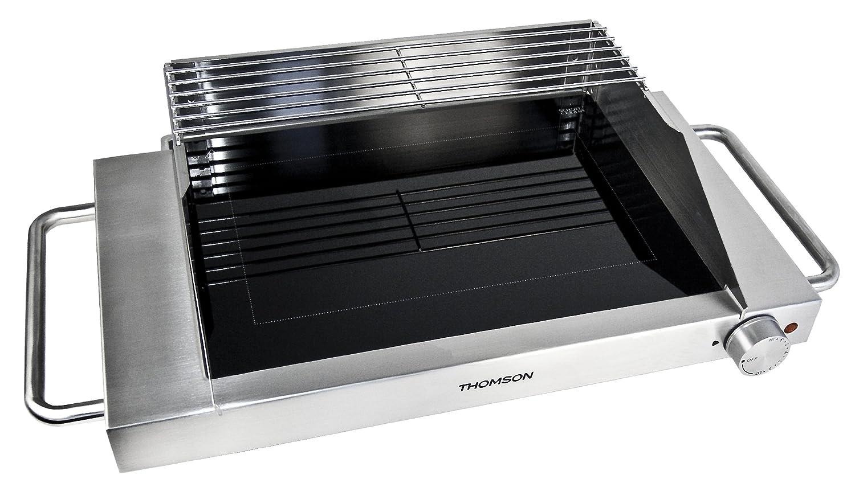 Thomson THGR05552 - Plancha eléctrica de sobremesa, con ...