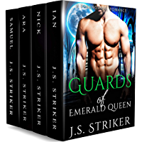 Guards of Emerald Queen: A Paranormal Romance (English Edition)