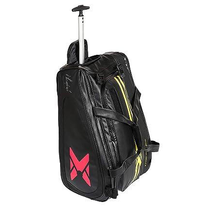 NOX Trolley Luxury Miguel Lamperti Paletero, Deportes, Negro, 65,5 x 30