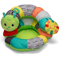 Infantino Prop-A-Pillar Tummy Time & Seated Support - Pillow Support for Newborn and Older Babies, with Detachable…