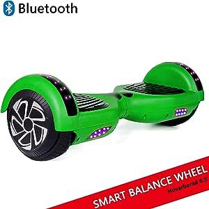 Hoverboard Con Ruedas De 6 5 Scooter Electrico Self Balancing