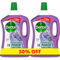 Dettol Lavender Healthy Home All- Purpose Cleaner 1.8L Twin Pack At 20% Off