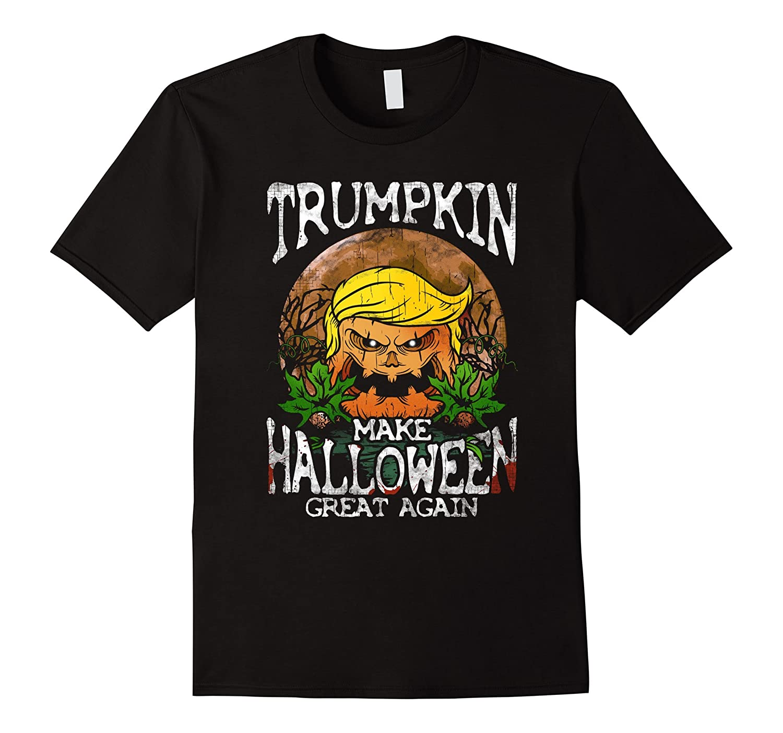 0102361d1af Trumpkin Shirt Make Halloween Great Again Trump T-Shirt Gift-ANZ ...