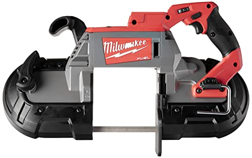 Milwaukee, 2729-20, Cordless Band Saw, 18V, 4.0A hr.