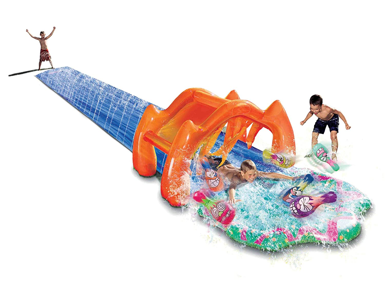 4SGM Wham-O SLIPN Slide Splash Bowling