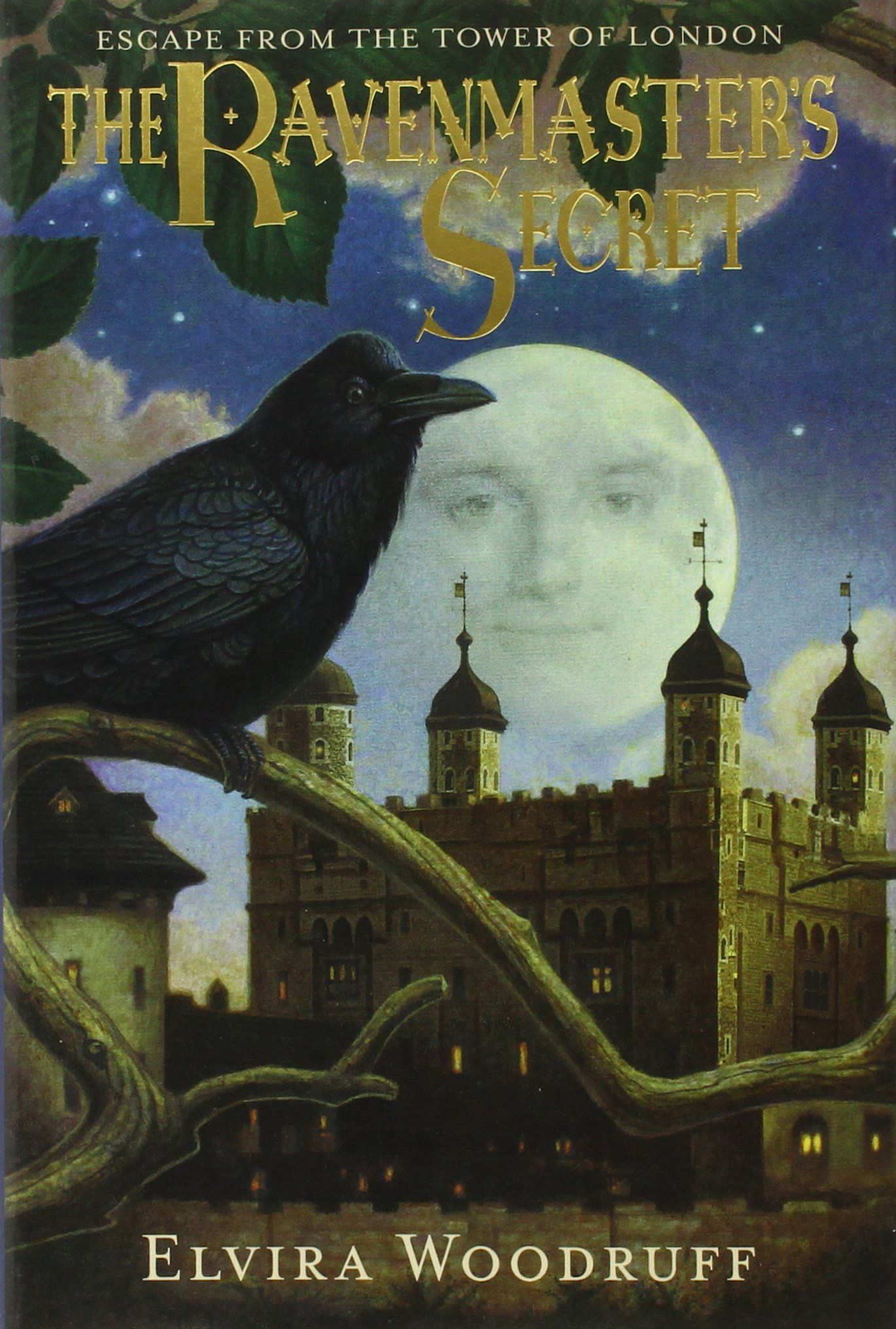 Read Online The Ravenmaster's Secret: Escape from the Tower of London PDF