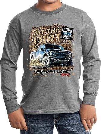 Kids Ford F-150 Sweatshirt Hit The Dirt