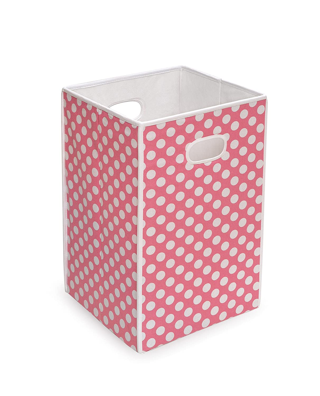 Badger Basket by Folding Hamper/Storage Bin, Basket Pink B005UTRZYU by Badger Basket B005UTRZYU, 手元供養ペット仏壇@神戸いけじり:7747007e --- ijpba.info