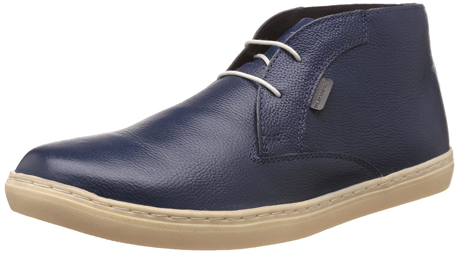 Red Tape Men's Leather Chukka Boots