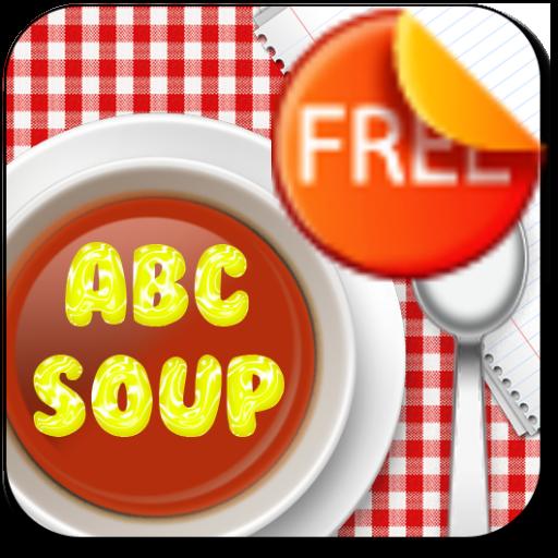 Alphabet Soup Words Free