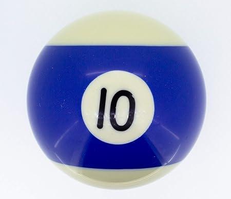 Premiergames - Bolas de billar (57,2 mm), Nr. 7, 57,2mm: Amazon.es: Deportes y aire libre