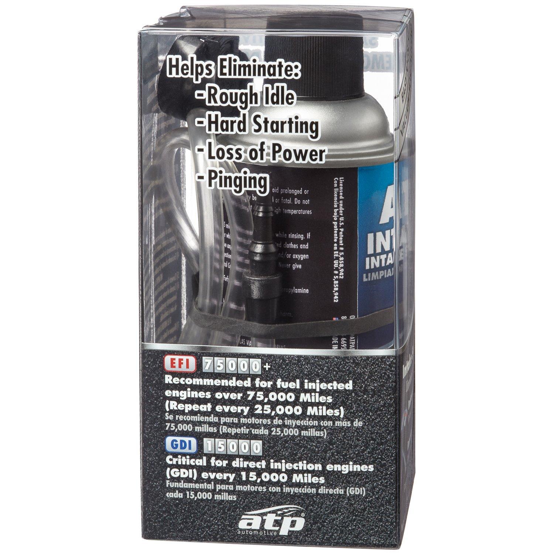 Amazon.com: ATP Automotive AT-100 Blast, Complete Intake System Cleaner, 7.5 Fluid_Ounces: Automotive