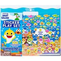 Baby Shark Sticker Play Set by Horizon Group USA