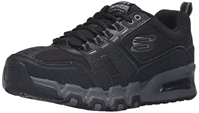 Buying Now Skechers G-Force Air Men's Athletic Shoes Black Charcoal