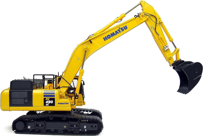Universal Hobbies Komatsu PC490 LC-10 Excavadora a orugas