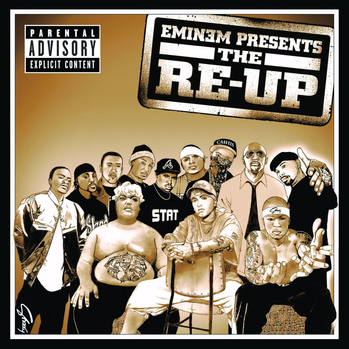 Eminem Presents: The Re-Up [Vinyl]
