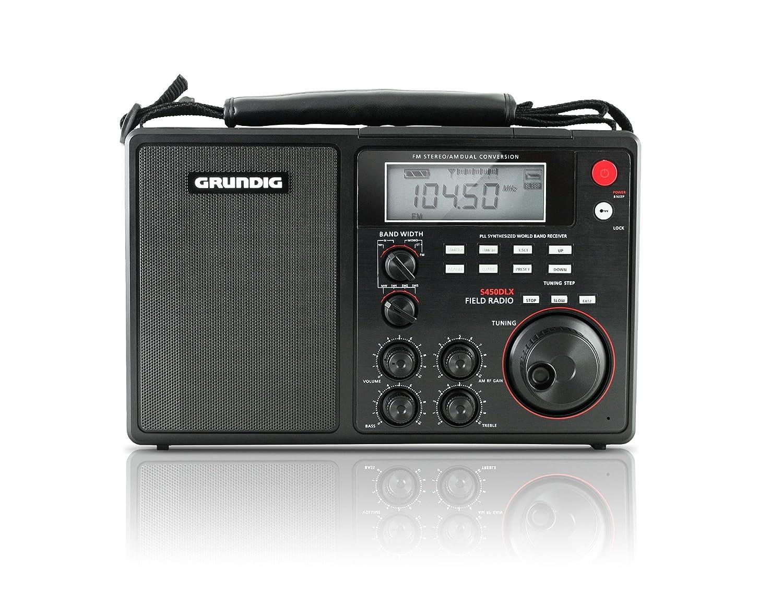 Eton Grundig NGS450DLB Field Radio (Black)