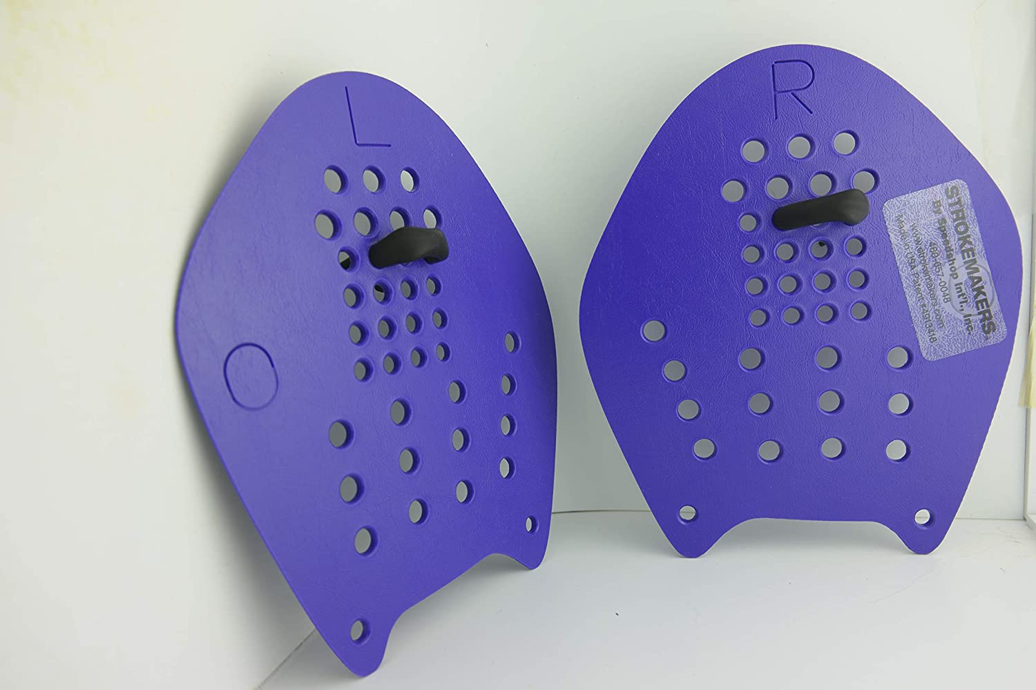 Strokemakers Swimming Hand Paddles