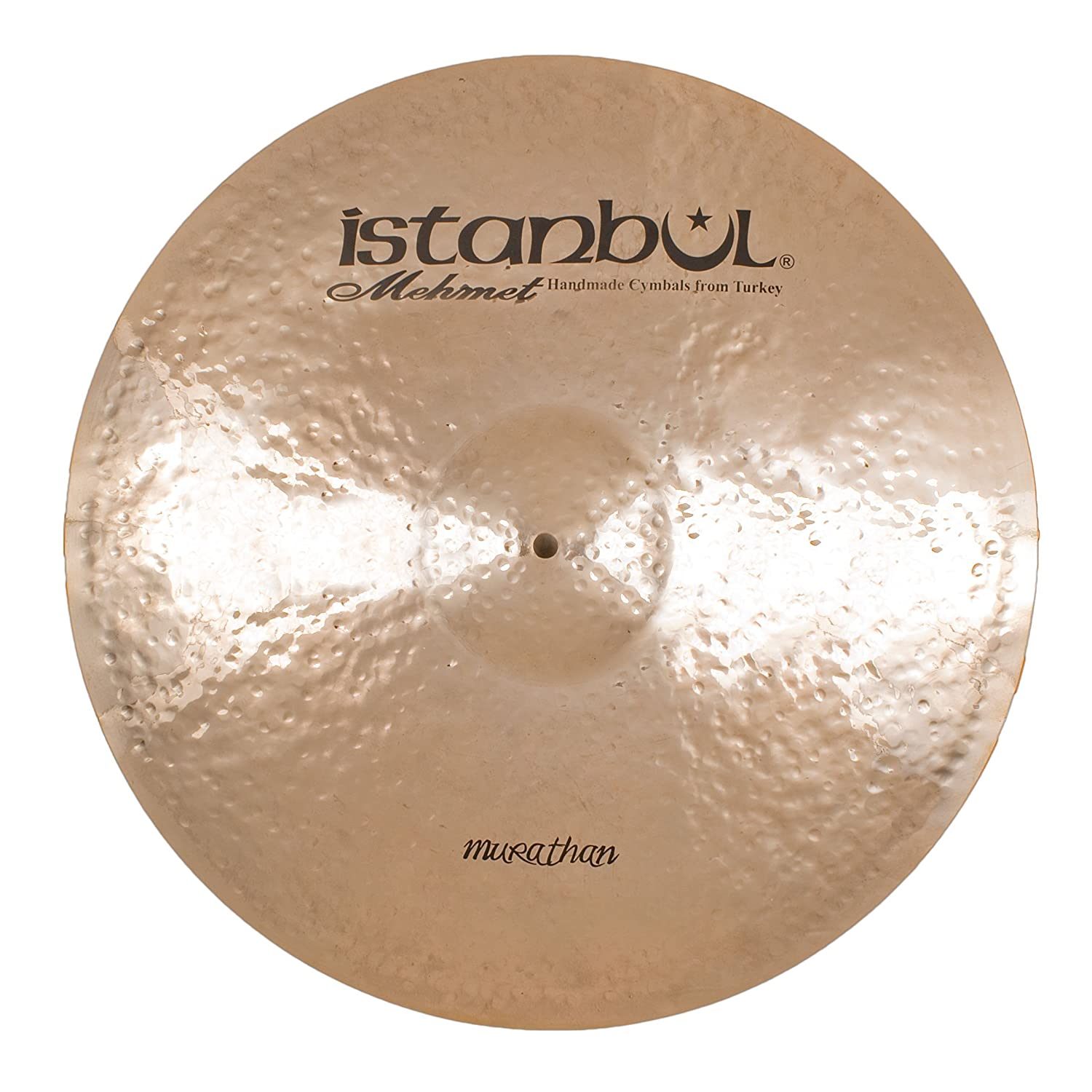 Istanbul Mehmet Cymbals Modern Series Murathan Rock Ride Cymbals RM-RR (22