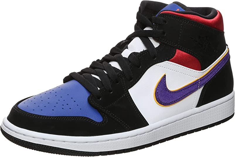 Air Jordan 1 Mid Se Basketball Shoes