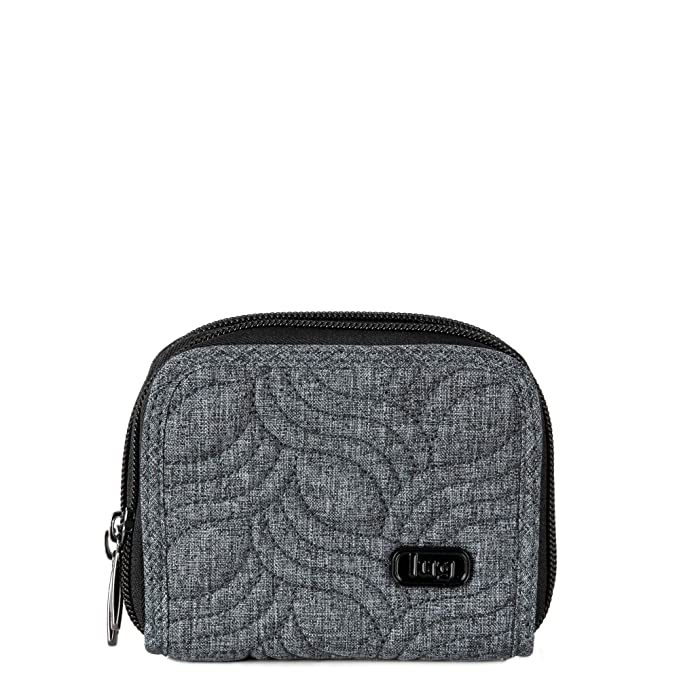 Amazon.com: Lug - Cartera compacta para mujer), SPLITS 2-HR GREY