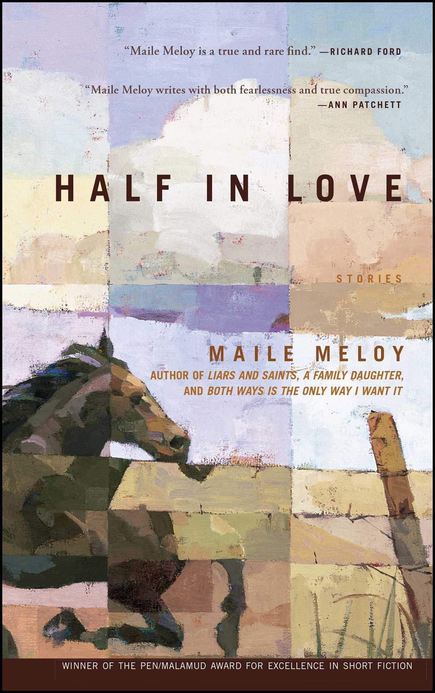 Download Half in Love: Stories pdf