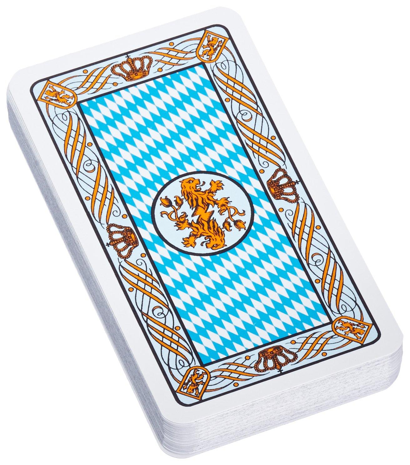 importado de Alemania Juego de cartas Ravensburger