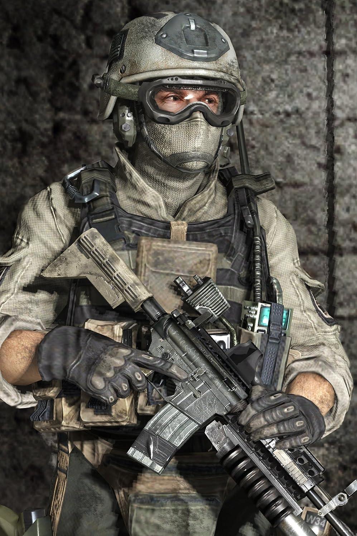 Call of duty modern warfare 2 gun - Call Of Duty Modern Warfare 2 Gun 24