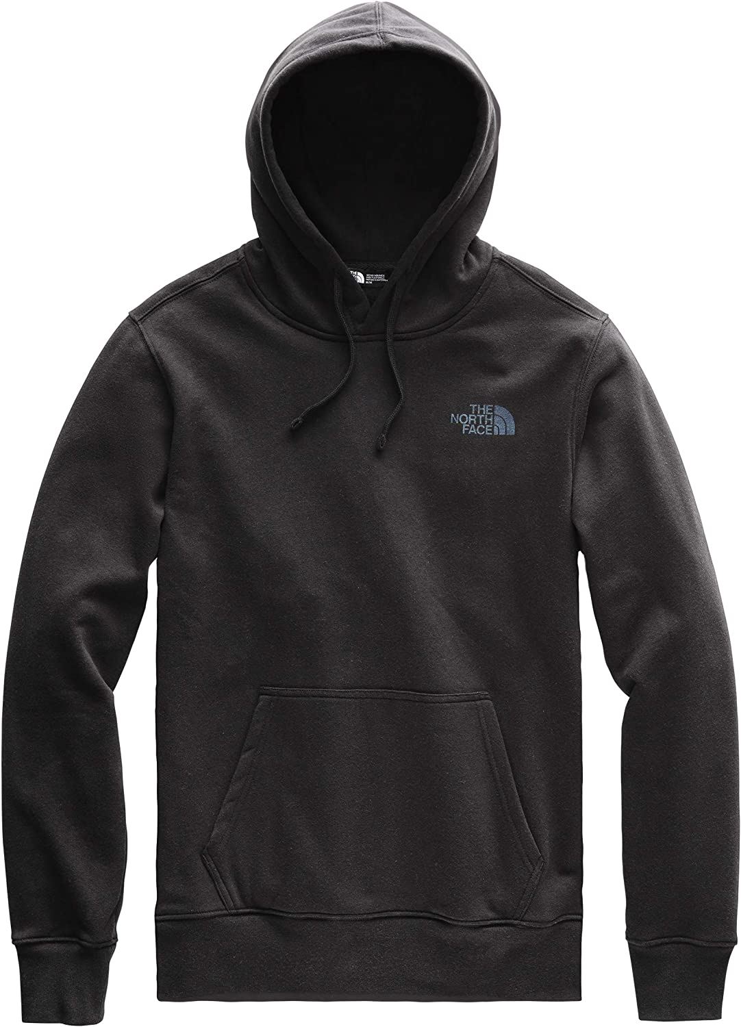 The North Face Damen Red Box Hoodie Tnf Schwarz / Iridescent Multi