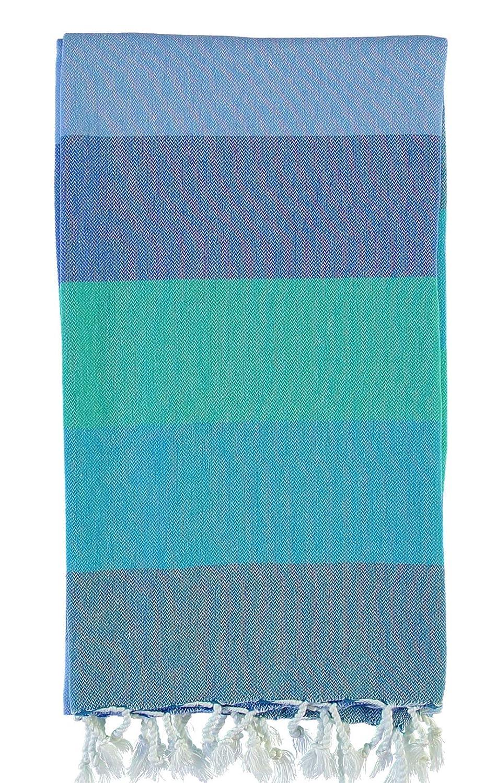 Aegean Beige LOOMANGO 100/% Cotton 71x39 Ultra Soft Turkish Towel