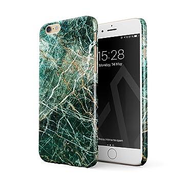 coque iphone 6 marbre vert