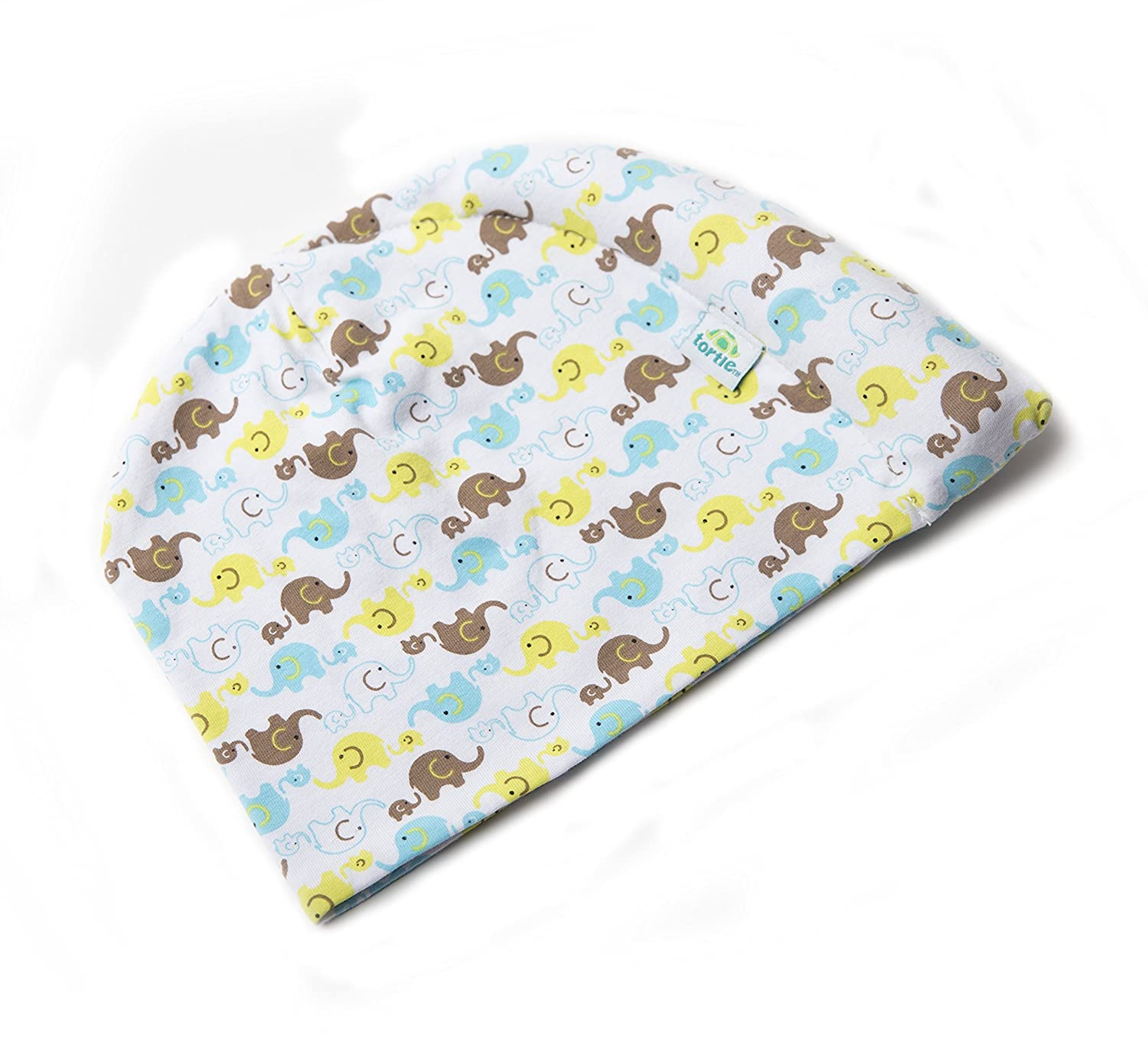 Medium NEW Prevents Flat Head Syndrome Tortle Lucky Elephant Baby Beanie