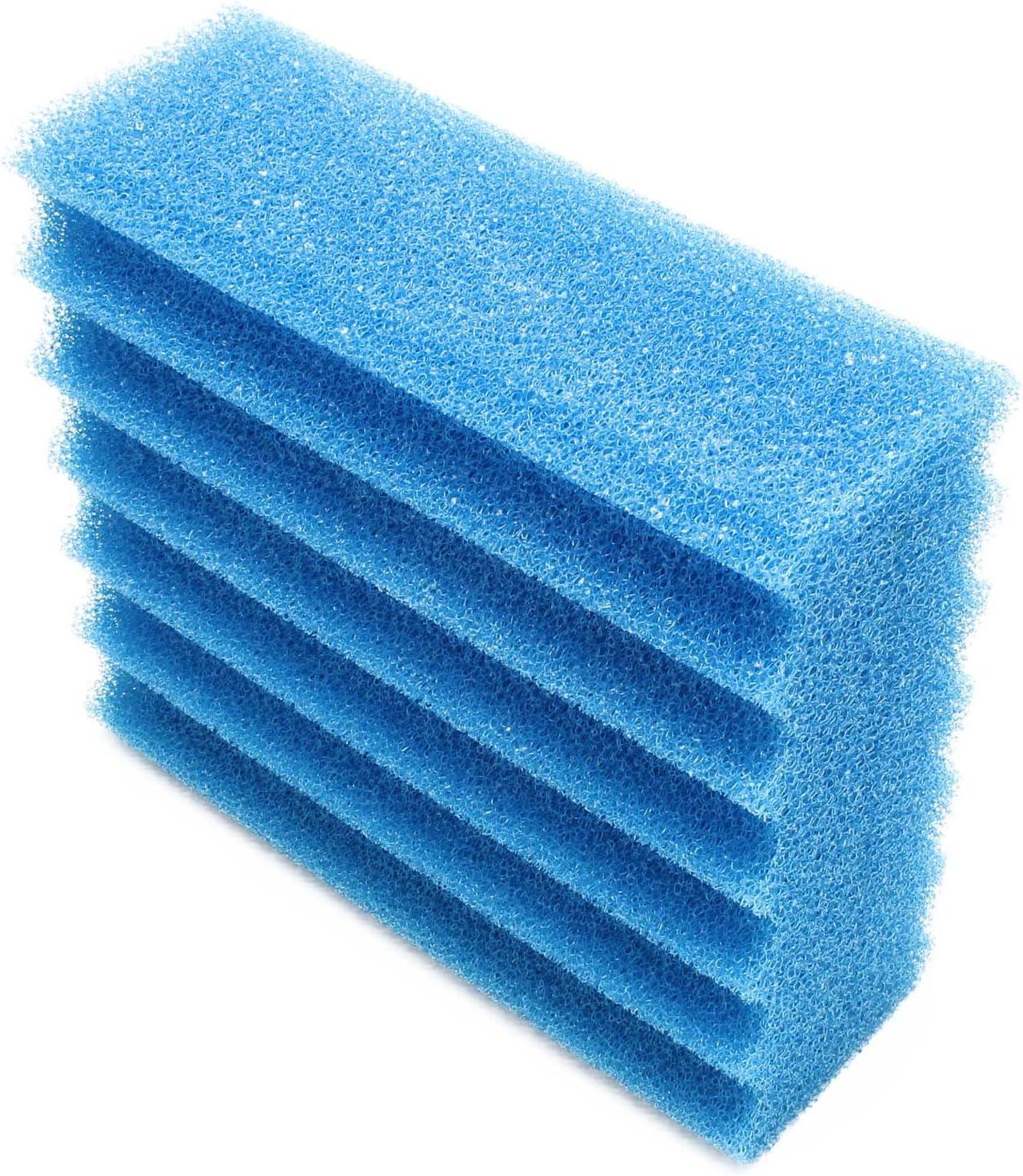 SunSun Pezzo di Ricambio Spugna filtrante Blu per biofiltri per stagni CBF-200T//CBF-200U//CBF-200