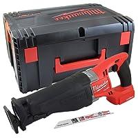 Milwaukee M18 ONESX-0X 18V Li-Ion accu reciprozaag body in HD-Box - One Key