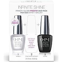 OPI Infinite Shine ProStay Primer & Gloss Duo Pack, 1 Fl Oz