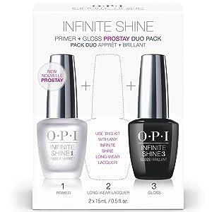 OPI Infinite Shine ProStay Primer & Gloss Duo Set