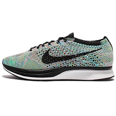 5ca847262e532 Image Unavailable. Image not available for. Color  Nike Flyknit Racer  quot  Multi-Color 2.0 quot  - 526628 304